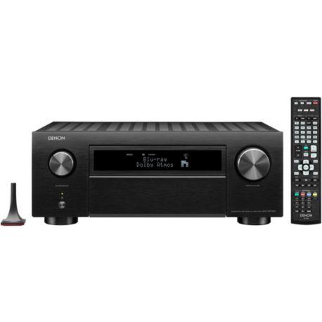 Amplificateur hifi A/V DENON AVC-X6700H Noir