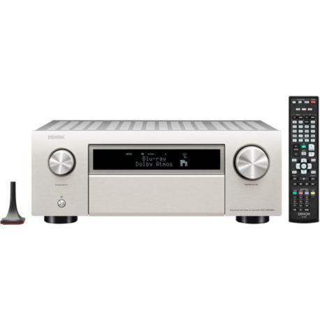 Amplificateur hifi A/V DENON AVC-X6700H Argent