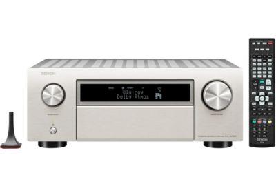 Ampli A/V DENON AVC-X6700H Argent