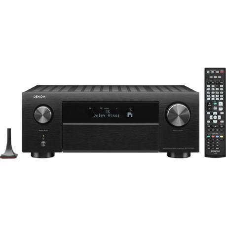 Amplificateur hifi A/V DENON AVC-X4700H Noir