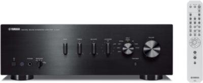 Amplificateur HiFi Yamaha AS301 NOIR