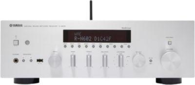 Amplificateur Hifi yamaha musiccast rn602 silver