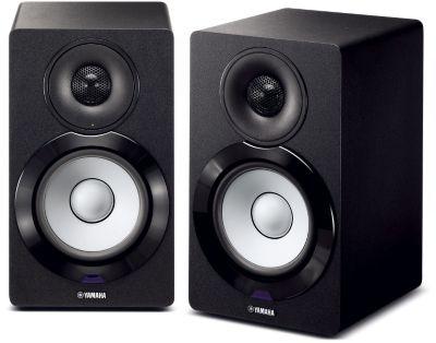 Enceinte bibliothèque Yamaha MusicCast ANXN500BL Noir