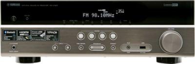 Ampli Home Cinema Yamaha RX-V383 TITANE