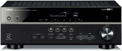 Ampli Home Cinema Yamaha MusicCast RX-V483 NOIR
