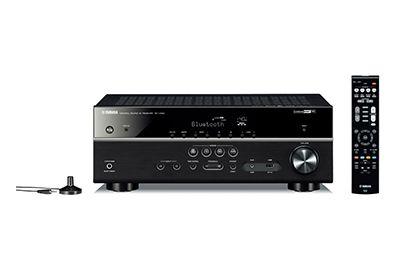Ampli A/V YAMAHA MusicCast RXV483 NOIR
