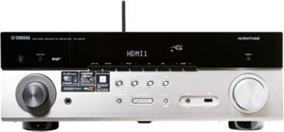 Ampli Home cinema yamaha musiccast rx-A670 silver