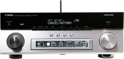 Ampli Home Cinema Yamaha MusicCast RX-A870 SILVER