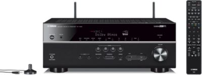 Ampli Home Cinema Yamaha MusicCast RX-V685 Noir