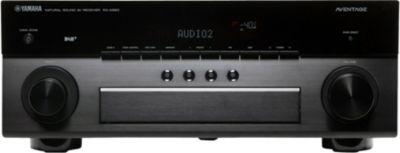 Ampli Home Cinema Yamaha MusicCast RX-A 880 noir