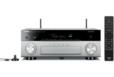 Ampli A/V YAMAHA MusicCast RX-A 880 Titane