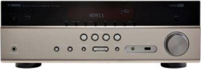 Ampli Home Cinema Yamaha RX-V385 SILVER