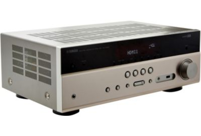 Ampli A/V YAMAHA RXV385 SILVER