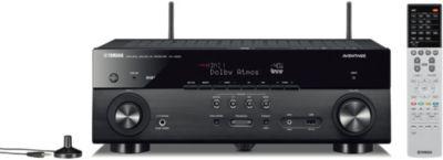 Ampli Home Cinema Yamaha MusicCast RX-A 680 noir