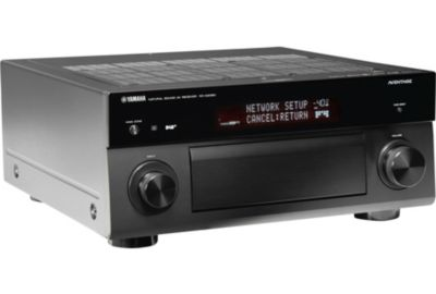 Ampli A/V YAMAHA MusicCast RX-A 2080 noir