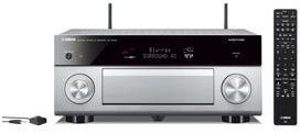 Ampli Home Cinema Yamaha MusicCast RX-A 3080 Titane