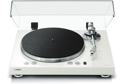 Platine TD YAMAHA MusicCast vinyl 500 blanche