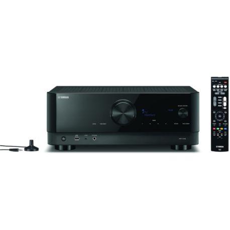 Amplificateur hifi A/V YAMAHA MusicCast RX-V4A Noir