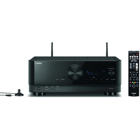Amplificateur hifi A/V YAMAHA MusicCast RX-V6A Noir
