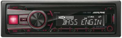 Autoradio CD Alpine CDE-190R