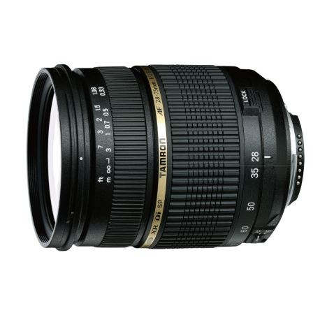 Objectif TAMRON SP AF 28-75mm f/2.8 XR Di LD IF Canon