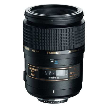 Objectif TAMRON SP AF 90mm f/2.8 Macro Di Canon
