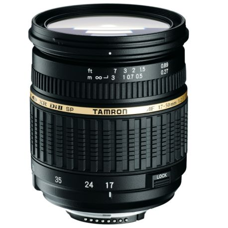 Objectif TAMRON SP AF 17-50mm f/2.8 XR Di II LD IF Canon