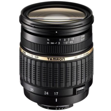 Objectif TAMRON SP AF 17-50mm F/2,8 XR Di II LD Pentax