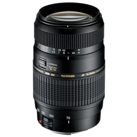 Objectif TAMRON AF 70-300mm f/4-5.6 Di LD IF 1:2 Canon