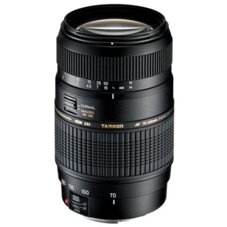 Objectif TAMRON AF 70-300mm f/4-5.6 Di LD IF 1:2 Nikon