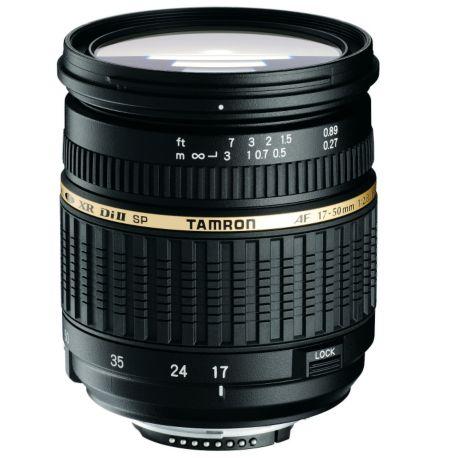 Objectif TAMRON SP AF 17-50mm f/2.8 XR Di II LD IF Nikon