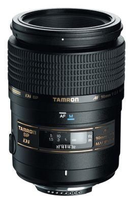 Objectif pour Reflex Tamron SP AF 90mm f/2.8 Macro Di Nikon