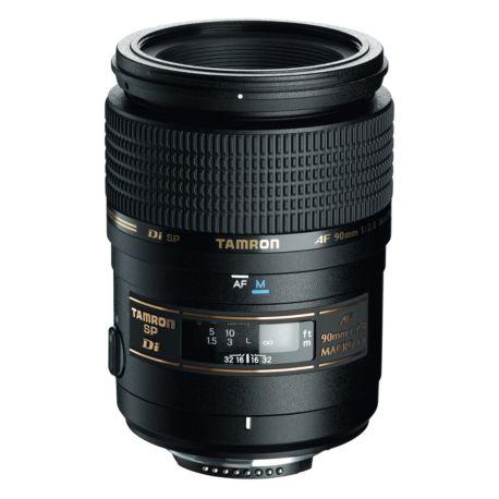 Objectif TAMRON SP AF 90mm f/2.8 Macro Di Nikon