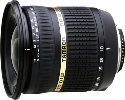 Objectif pour Reflex Tamron SP AF 10-24mm f/3.5-4.5 Di II LD Canon