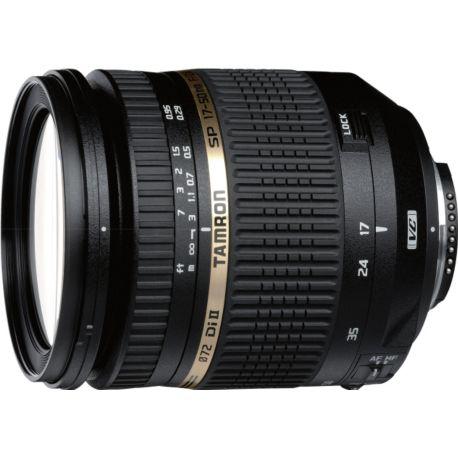 Objectif TAMRON SP AF 17-50mm F/2,8 XR Di II VC Nikon