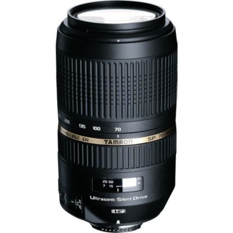 Objectif TAMRON SP AF 70-300mm f/4-5.6 Di VC USD Canon