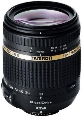 Objectif pour Reflex Tamron AF 18-270mm f/3.5-6.3 Di II VC PZD Nikon