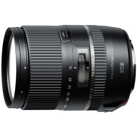 Objectif TAMRON 16-300mm f/3.5-6.3 Di II VC PZD Canon