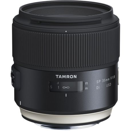 Objectif TAMRON SP 35 mm F/1,8 Di USD SONY