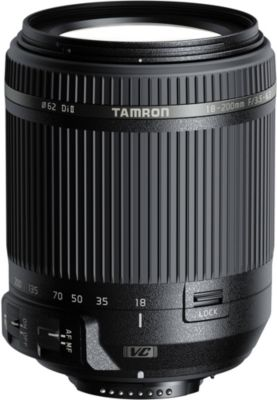 Objectif pour Reflex Tamron 18-200mm f/3.5-6.3 Di II VC Canon