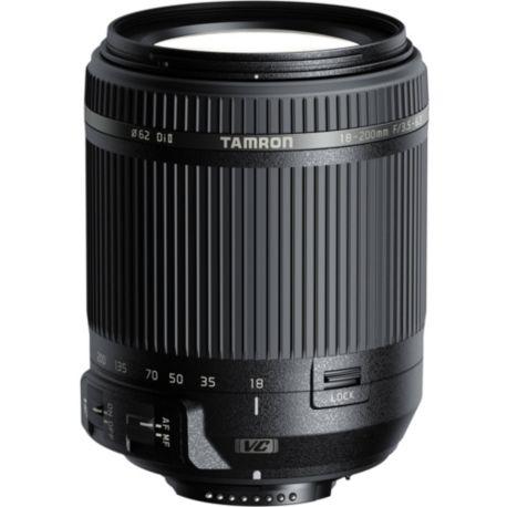 Objectif TAMRON 18-200mm f/3.5-6.3 Di II VC Canon