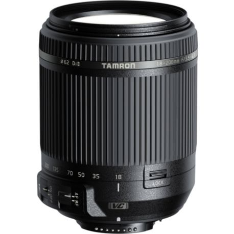 Objectif TAMRON 18-200mm f/3.5-6.3 Di II VC Nikon