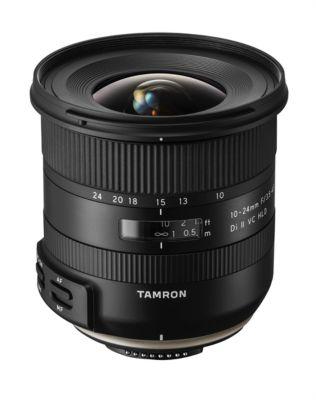 Objectif Tamron 10-24mm f/3.5-4.5 Di II VC HLD Canon