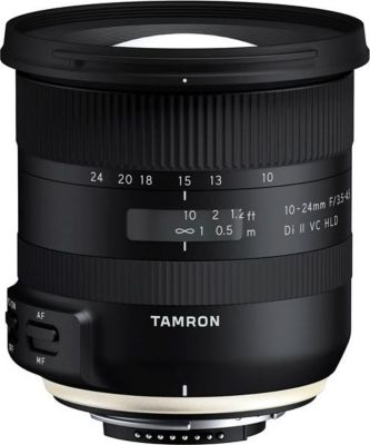 Objectif pour Reflex Tamron 10-24mm f/3.5-4.5 Di II VC HLD...