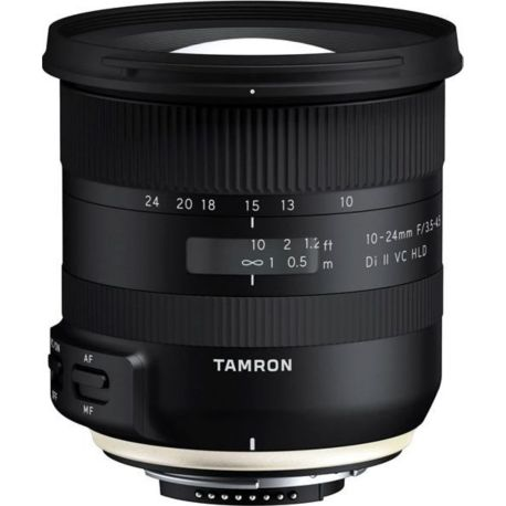 Objectif TAMRON 10-24mm f/3.5-4.5 Di II VC HLD Nikon