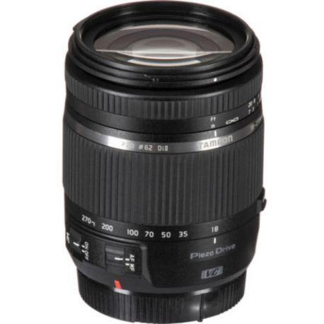 Objectif TAMRON AF 18-270mm F3.5 6.3 Di II VC PZD Canon