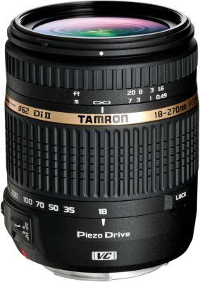 Objectif pour Reflex Tamron AF 18-270mm F3.5 6.3 Di II VC PZD...