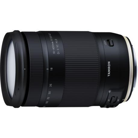 Objectif TAMRON 18-400mm f/3,5-6,3 Di II VC HLD Canon