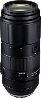 Objectif pour Reflex Tamron 100-400mm F 4.5-6.3 Di VC USD Canon + Bague d'adaptation Tamron Collier de pied Arca Swiss for 100-400mm