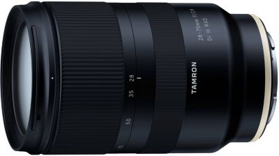 Objectif pour Hybride Tamron 28-75mm F/2.8 Di III RXD Sony E-Mount